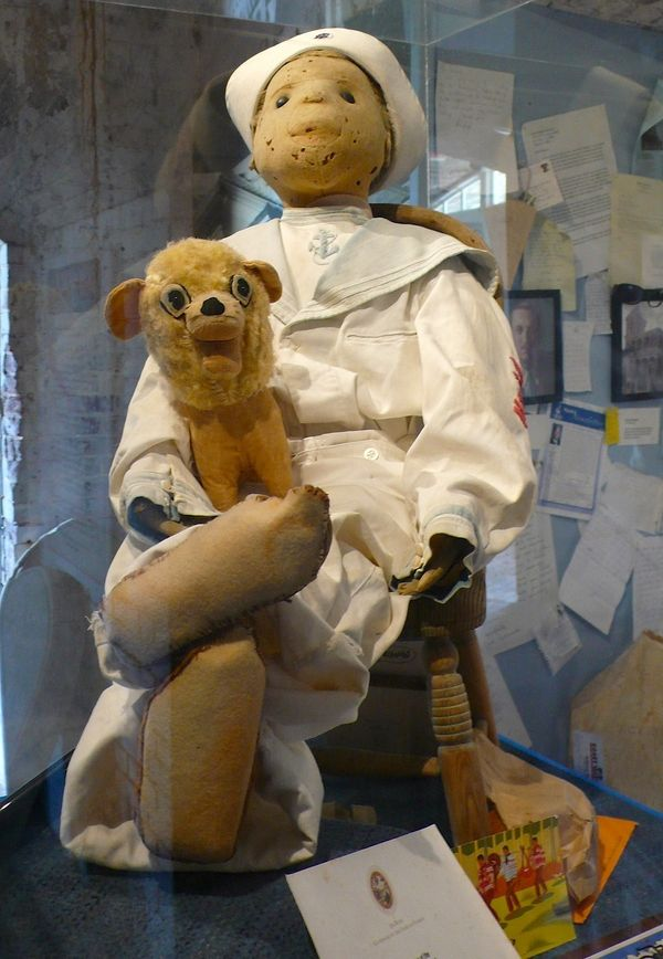 Haunted Doll Is Safely At Home In Key West Museum Travel