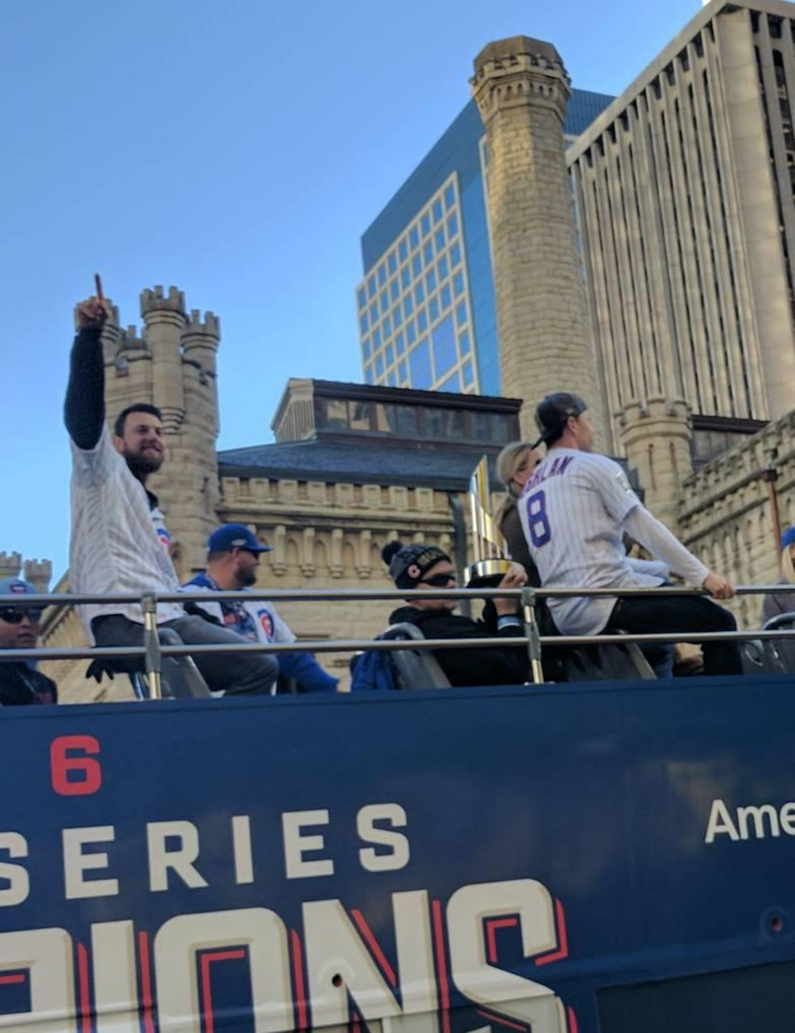 Nothing More Lovely Than A Cubs 39 Victory Parade Local