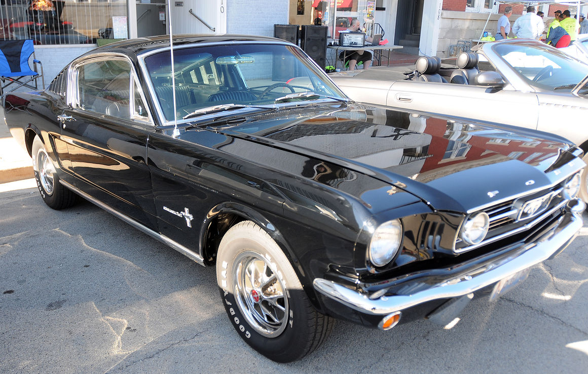 Ford loyalist snags a 39 64 mustang local news daily for Ford motor company retiree death benefits
