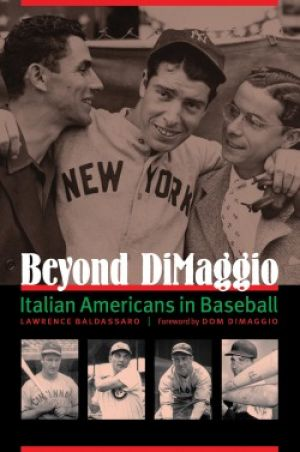 Beyond Dimaggio cover