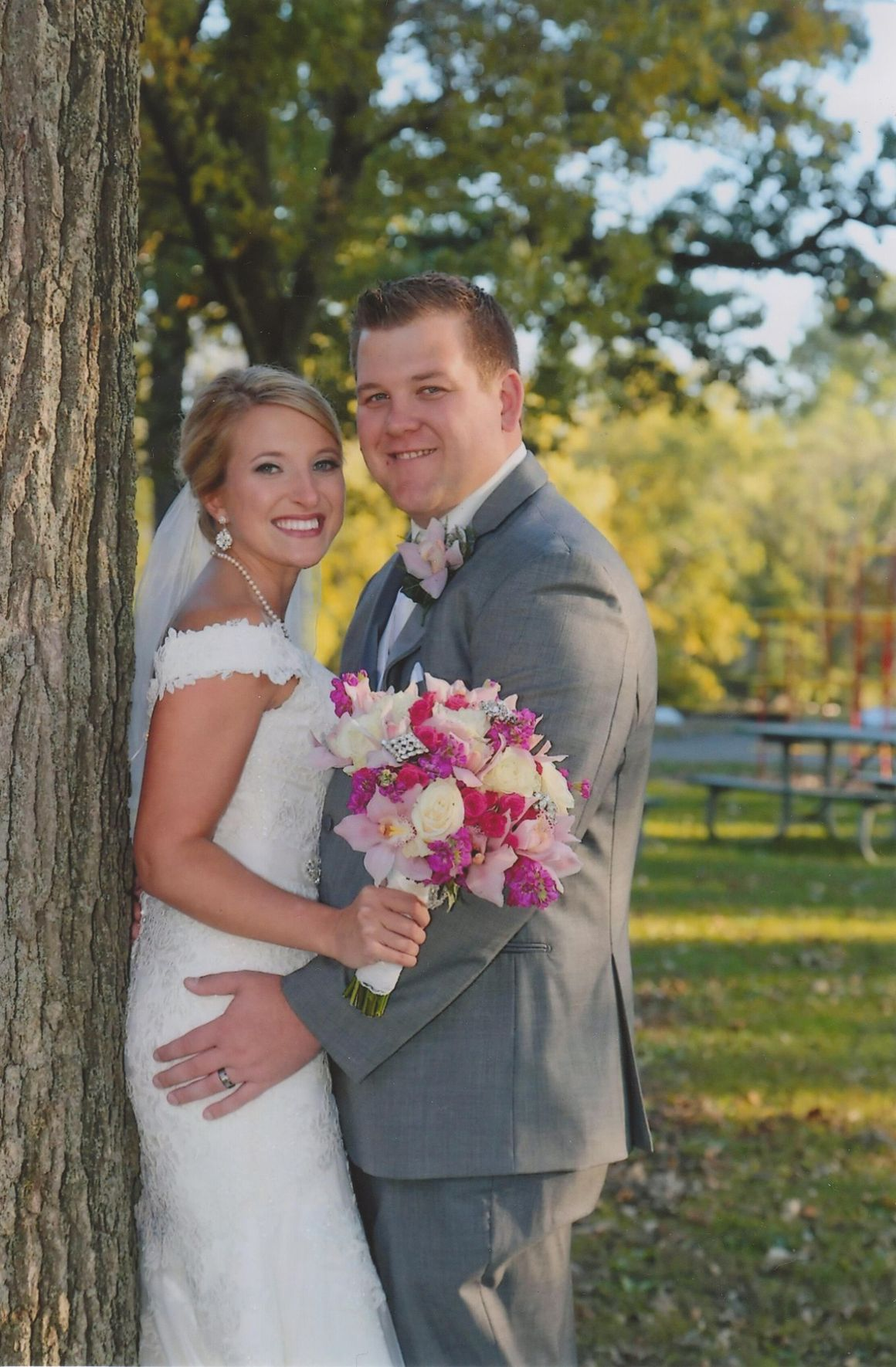 Wedding Hockenberry Grinestaff Weddings Daily Journal Com