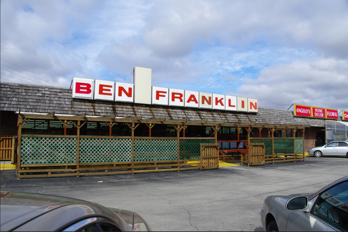 Famed Five And Dime Ben Franklin Store Closing In