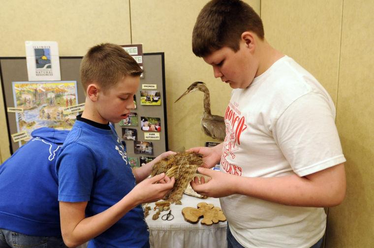 Kankakee Area Career Center: Teenagers get advice on careers ...
