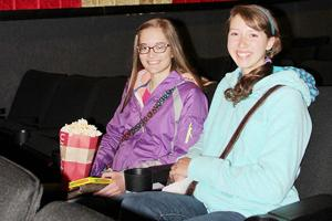 Theatre owner, customers pleased with improvements