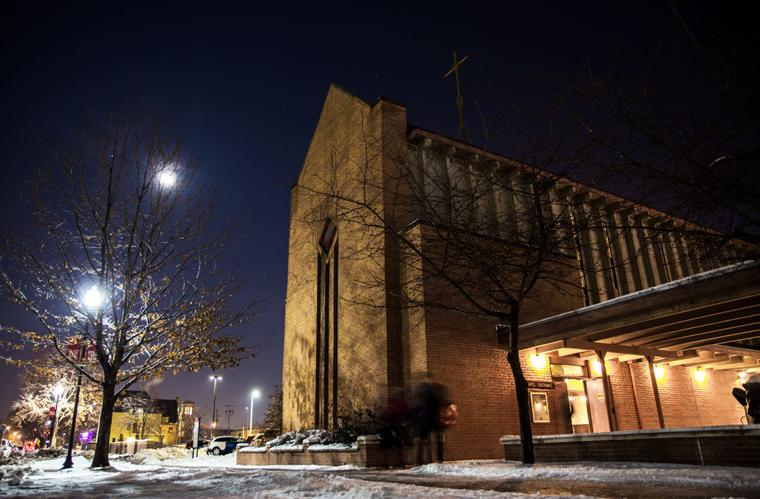 St Mark S On The Campus Episcopal Church In Need Of Food