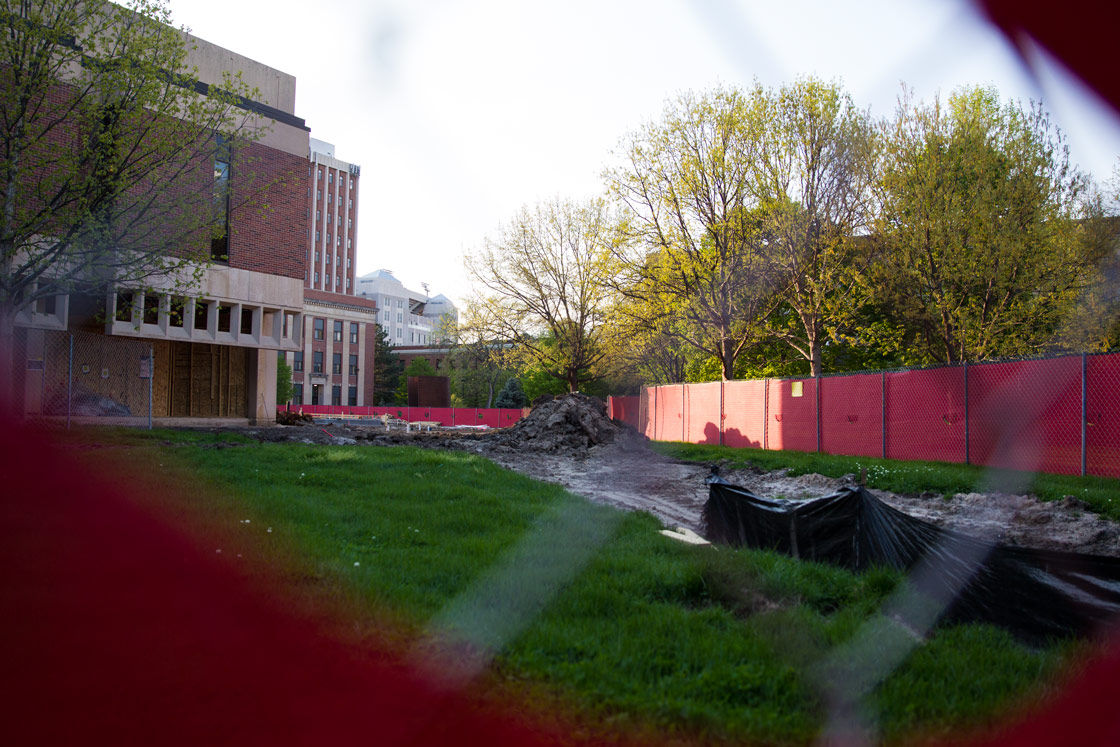 Campus construction meant to stamp UNL with memorable identity