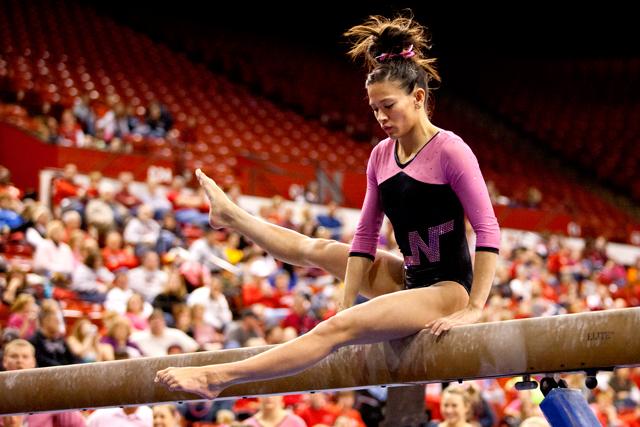 ozone collegiate gymnastics meet