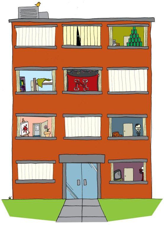 A Guide To Unl Residence Halls News Dailynebraskan Com