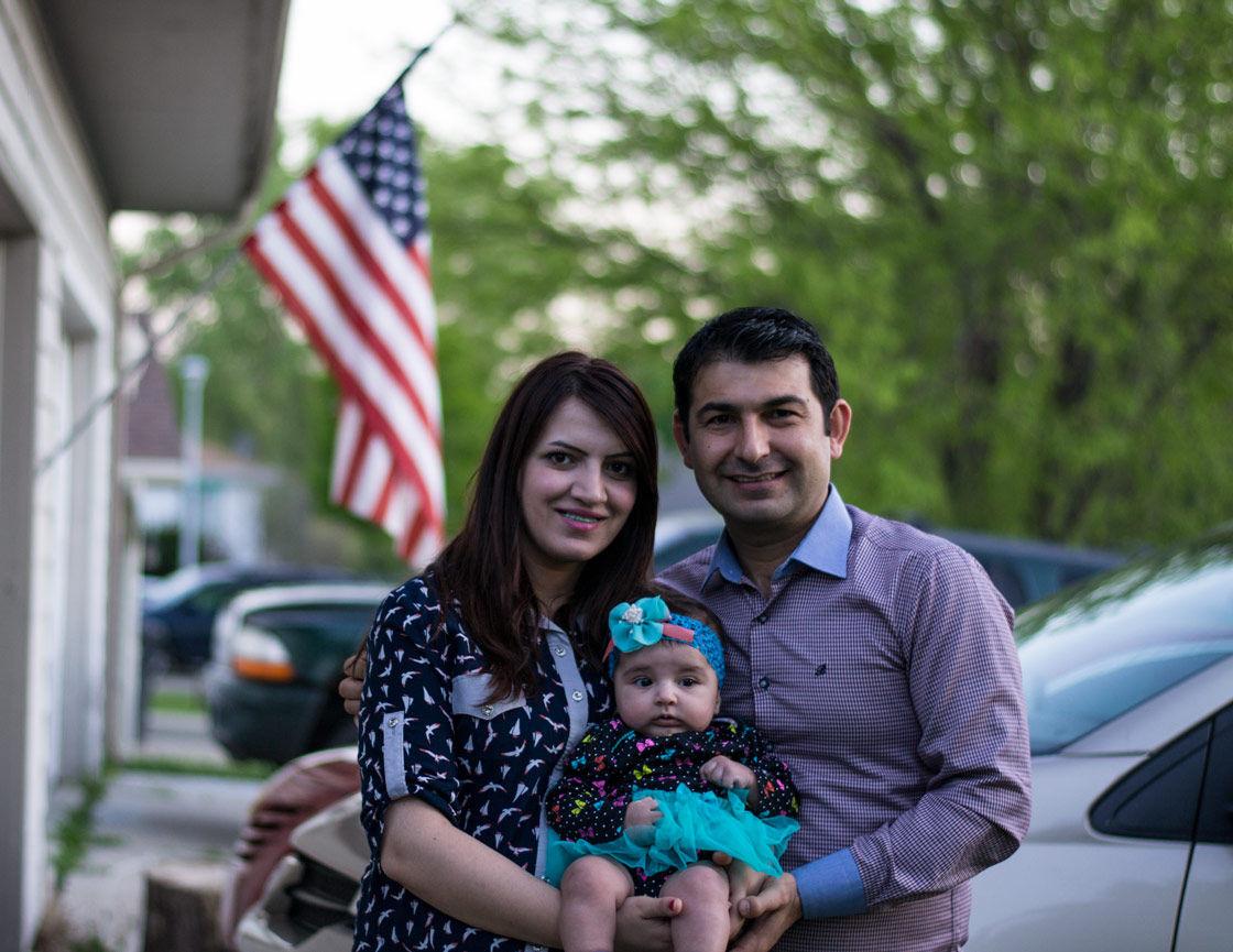 A signature away: Lincoln Yazidi's long struggle to America