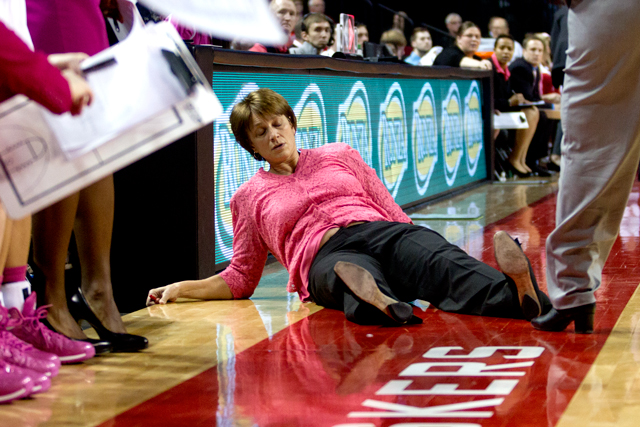 Women S Basketball Coach Connie Yori Is Ready To Get Back