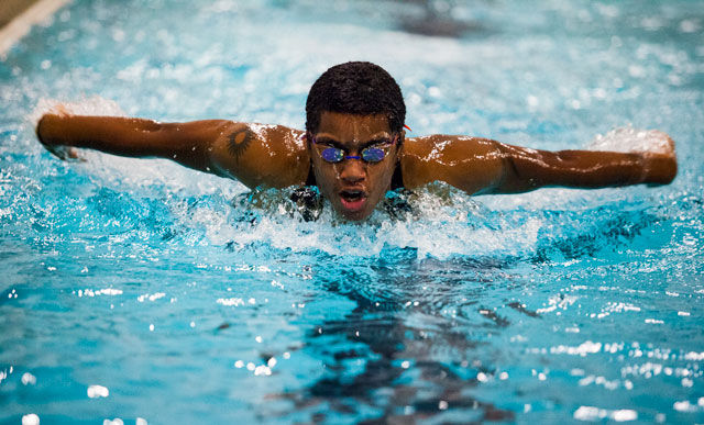 Unl swim club member to compete in 2016 summer olympics sports for Olympic park swimming pool membership