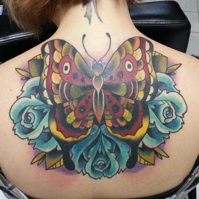 local tattoo artist ann loaris focuses on personal