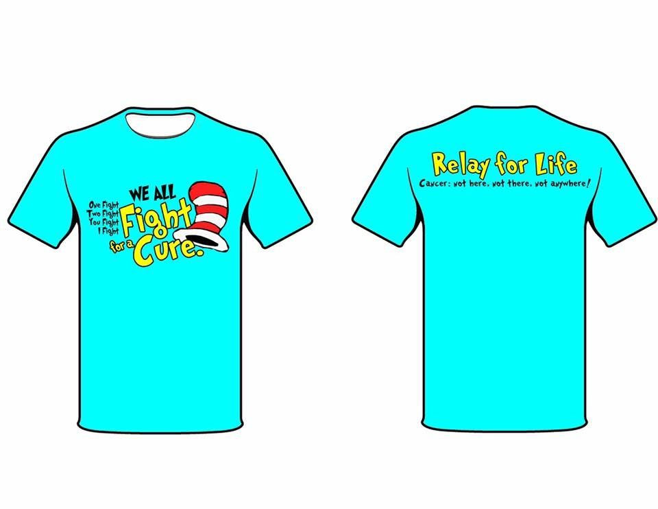 detec relay for life donate t shirt proceeds news