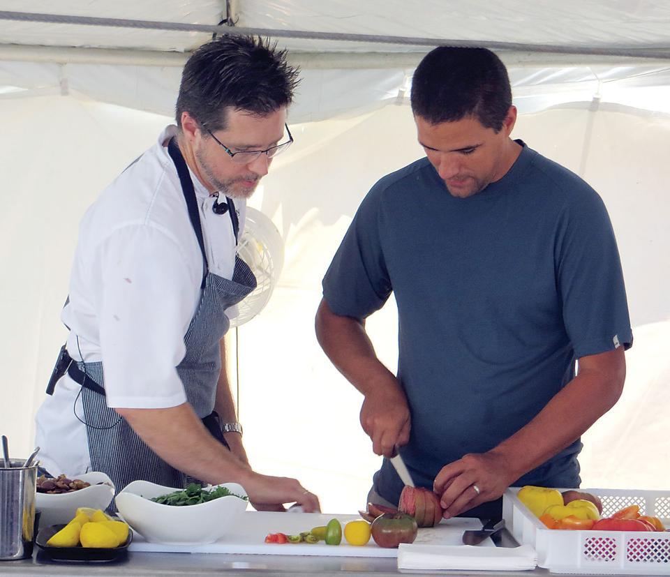 Fourth annual Edible Food Fest