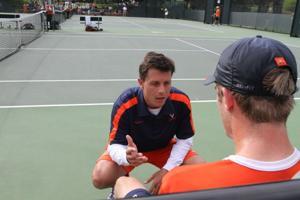 UVa tennis