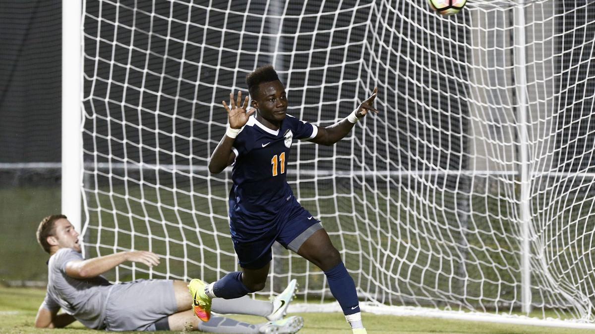 Virginia men's soccer team eager to use a more offensive style