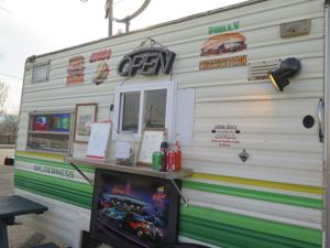 "<p><span style=""font-family: 'Times New Roman', serif;"">A look at Little Gio's, the food truck Giovanni Castro-Hernandez operates in front of his store near downtown Waynesboro </span></p>"