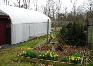 Sage Garden Greenhouse