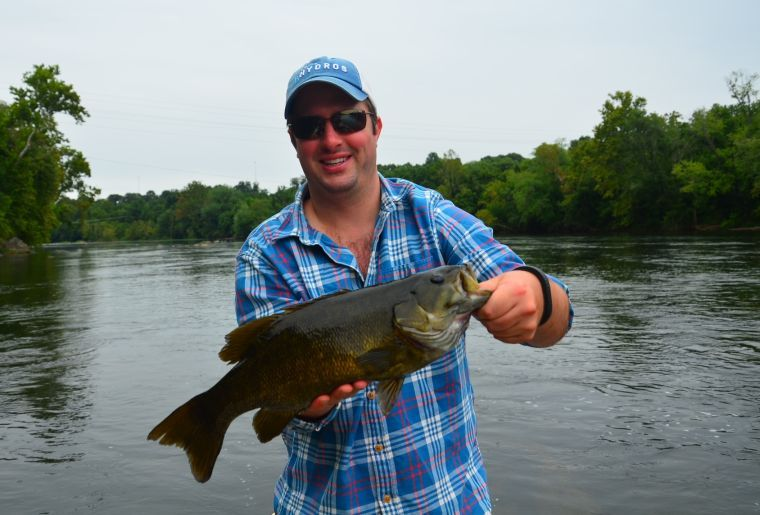 Freshwater fishing freshwater report for Virginia saltwater fishing report