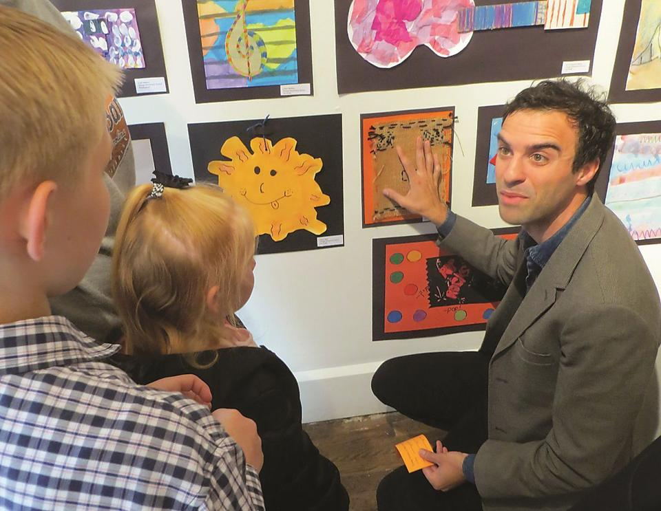Art teachers cultivate, inspire, instruct area students