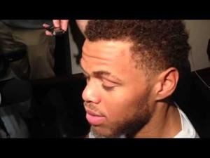 Justin Anderson discusses win over GW