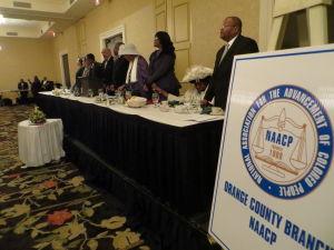 NAACP banquet