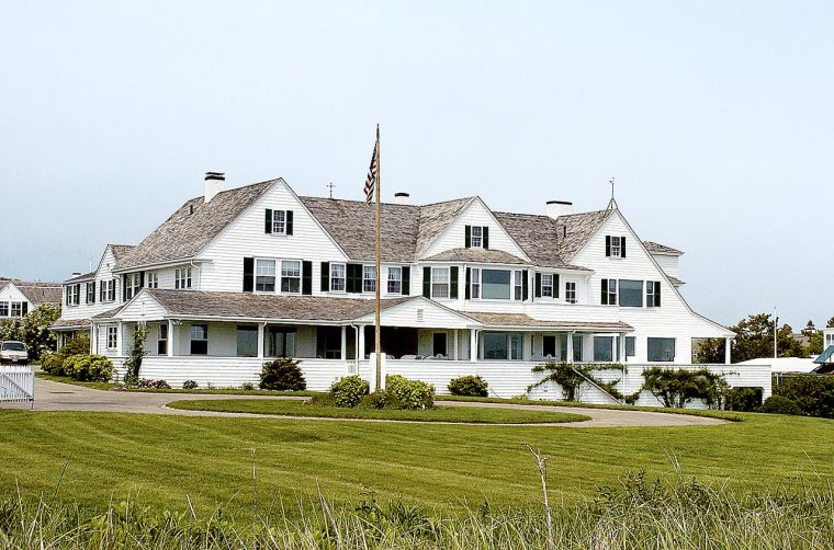 Kennedy Compound Hyannis Port Book Covers