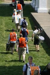 UVa pep band plays on 5 years after ouster