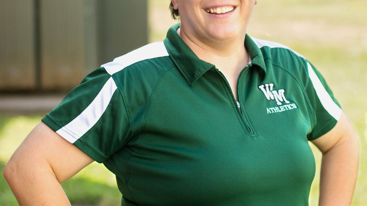 Marshall named Virginia Middle School Physical Teacher of the Year