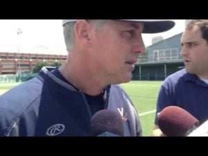 Brian O'Connor meets with media post-practice (6/16)