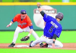 UVa VT baseball