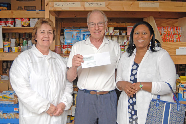 Food Closet Receives Generous Donation Local News