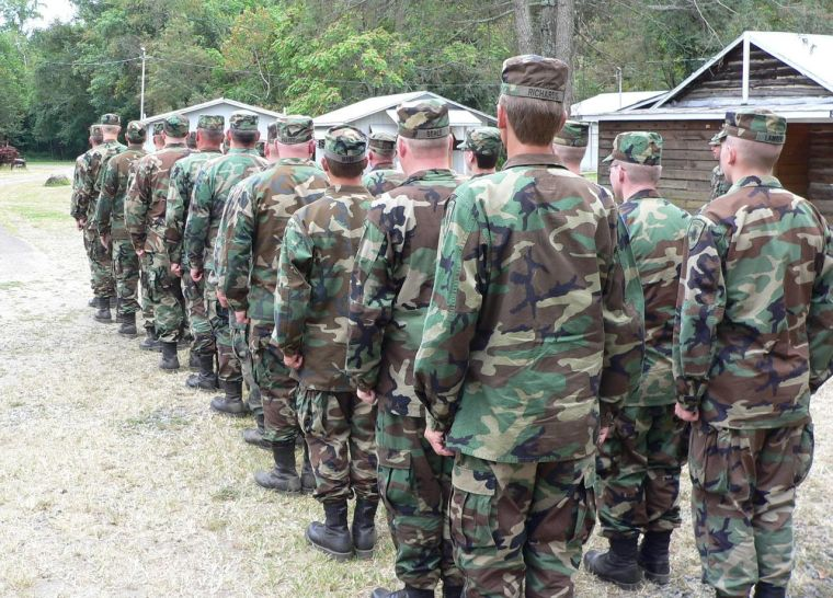 Virginia Defense Force : Va defense force serves as a backup to guard news