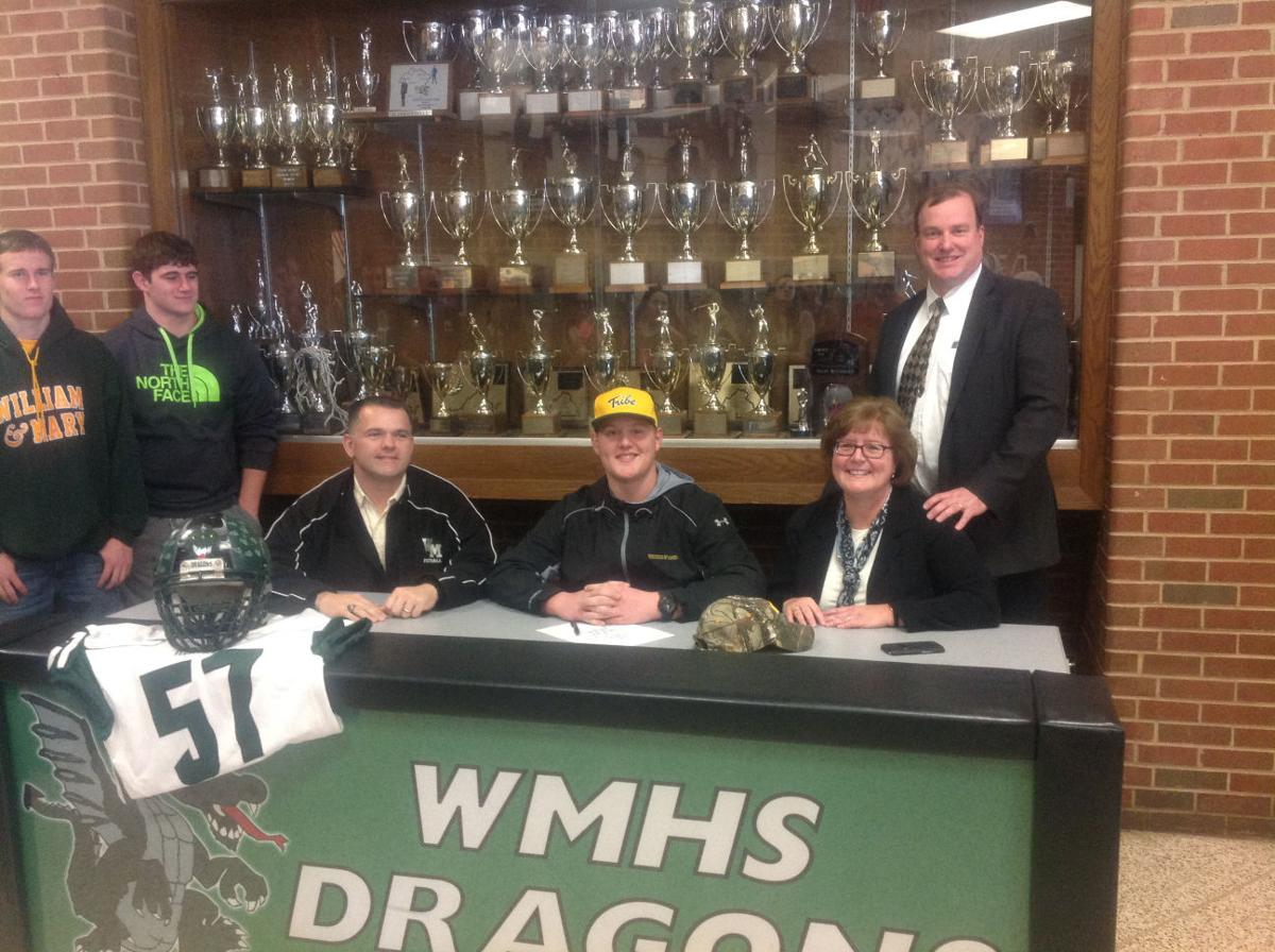 Cad jobs monroe la williamson signs letter of intent to play with
