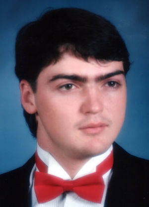 Richard Lee Norris prom photo UMD March 27 2012