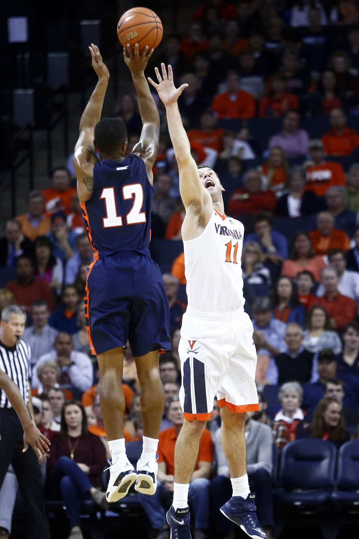 UVA vs. Morgan State basketball photos | Galleries | dailyprogress.com