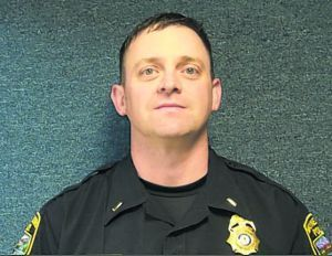 <p>Waynesboro reserve police Capt. Kevin Quick</p>
