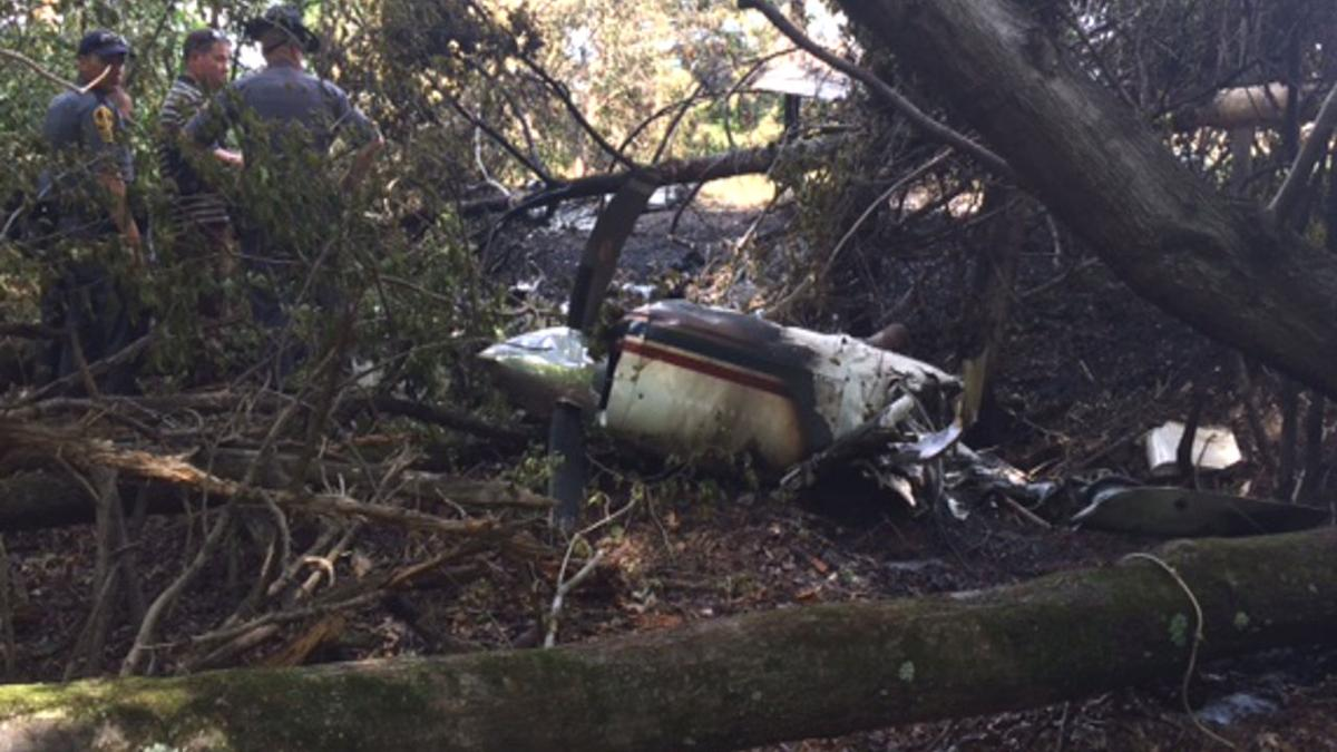 Report details fatal plane crash in Spotsylvania that killed six