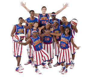 Harlem Globetrotters squad arrives in Napier - Pettigrew Green Arena: Friday 31-May 7.30pm.
