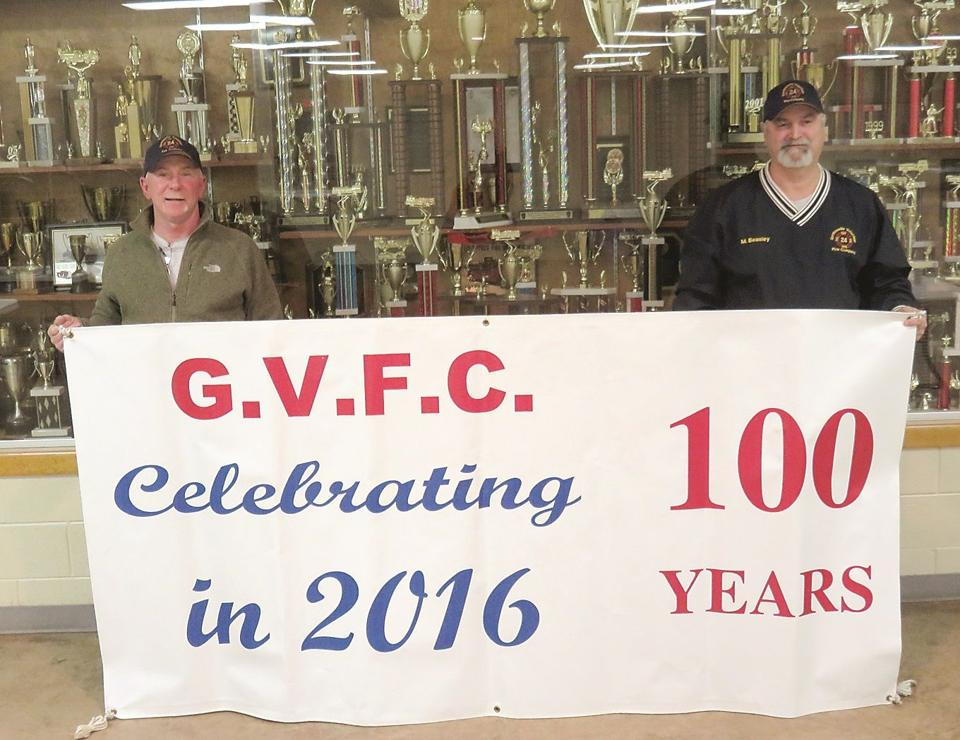 GVFC preparing for 100th anniversary