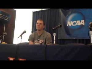 Nick Howard talks MLB Draft selection