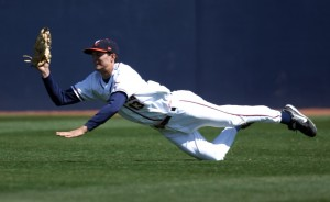 Parker's progress: Summer conditioning pays dividends for UVa outfielder