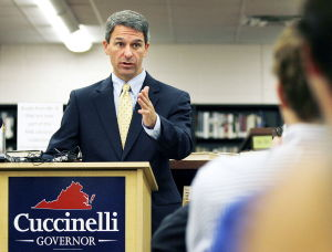 <p>Attorney General Ken Cuccinelli announced Friday that Virginia will receive $37 million as part of a settlement his office negotiated with McKesson Corporation</p>
