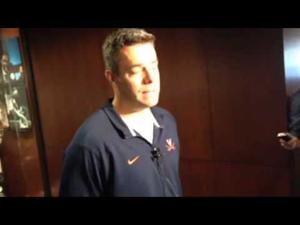 Bennett talks Cleveland State