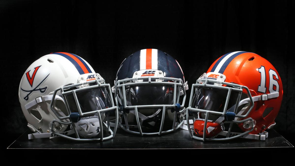 Photos: New Virginia football uniforms