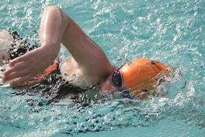 """<p style=""""text-align: left;"""" align=""""right"""">The Orange Otters waited out a brief thunderstorm to edge the Fauquier Frogs 633.5-619.5 in swim team action.</p>"""