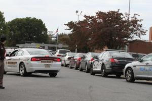 <p>The report of a student threat at Culpeper County High School Wednesday morning prompted a large law enforcement response.</p>