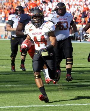 Maryland Virginia ACC Football