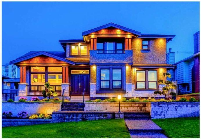 Exterior Lighting Improves The Safety And Appearance Of A Home Dailyprogr