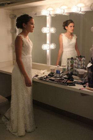 Bridal show flourishes at the State Theatre
